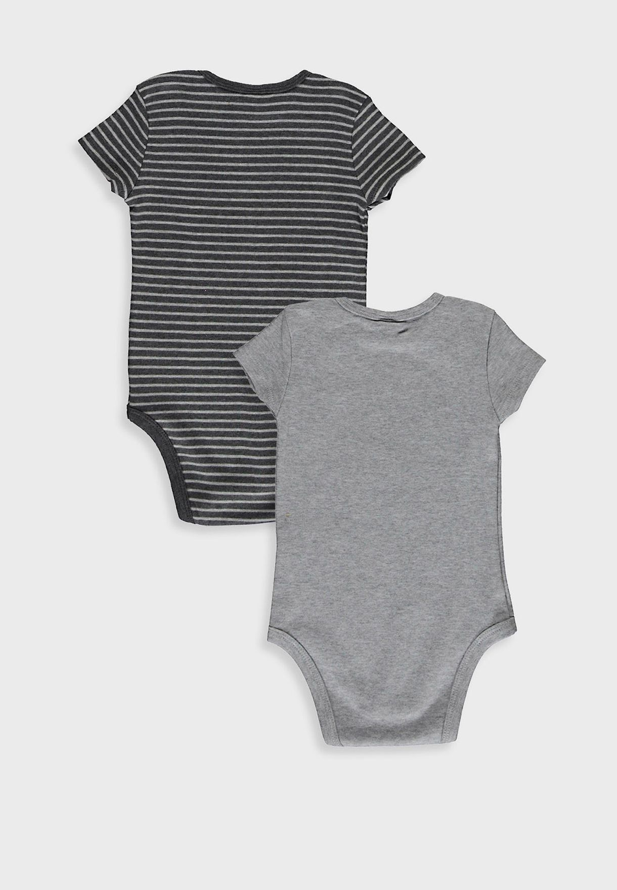 Infant 2 Pack Graphic Bodysuit