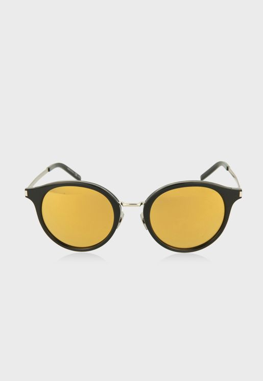 SL57-30000169009 Round Sunglasses