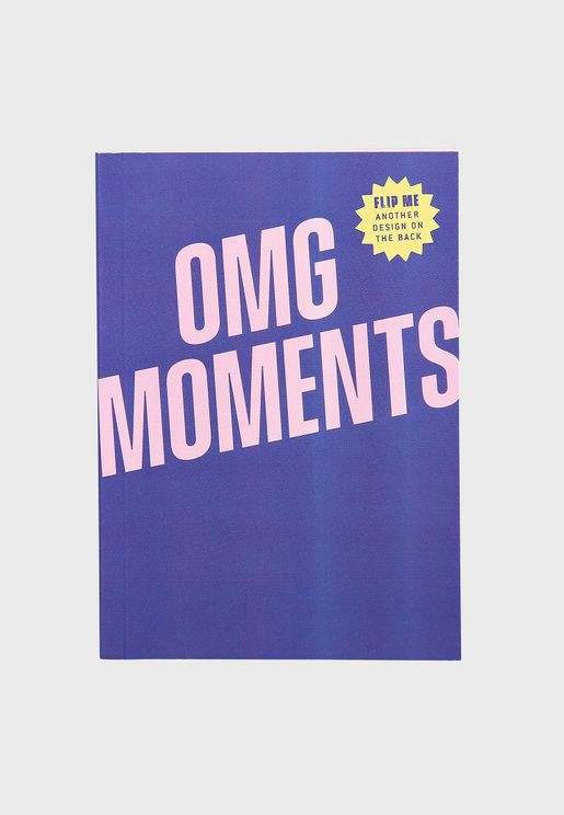 A6 Mini Omg Moments Notebook