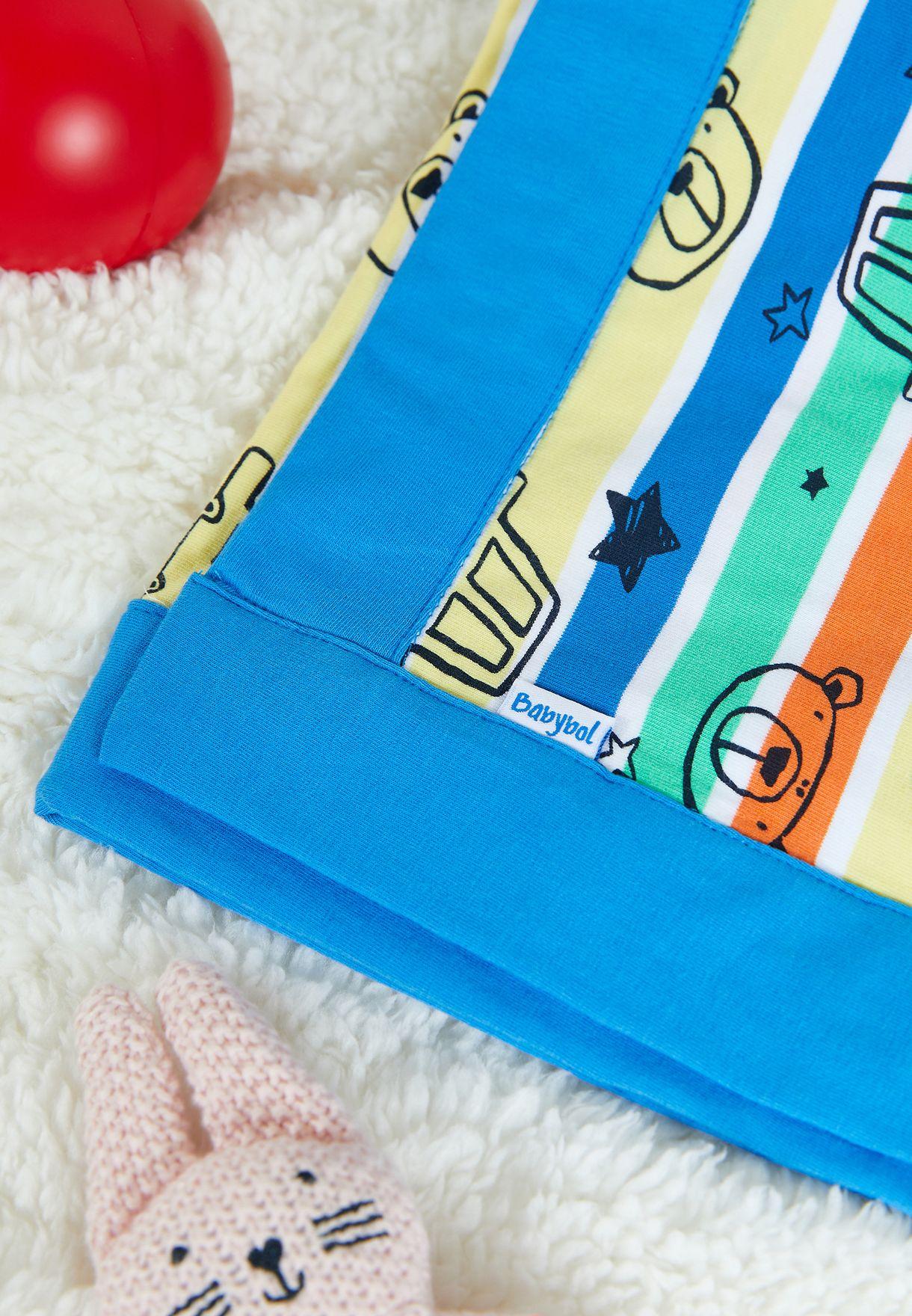 Kids Printed Blanket