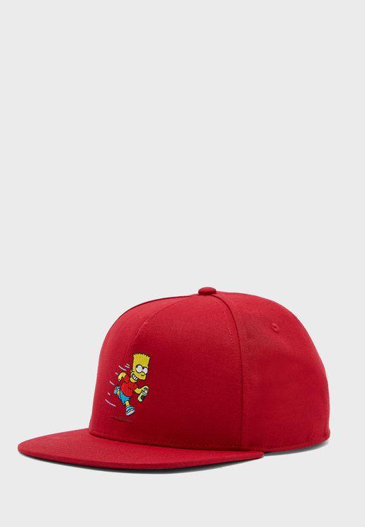 Simpsons El Barto Snapback