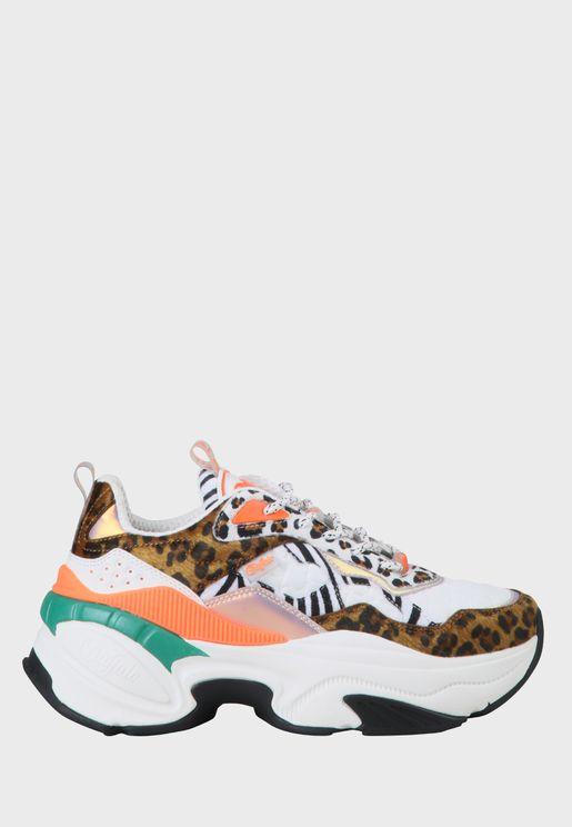 Fierce P1 Low Top Sneakers