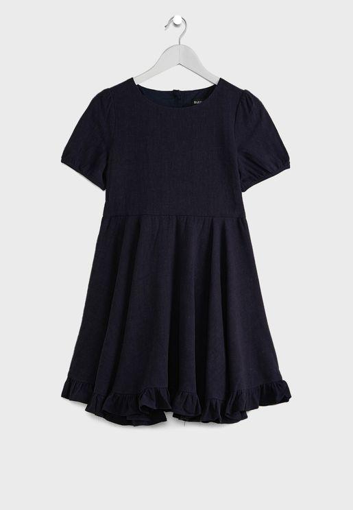 Teen Allira Frill Dress