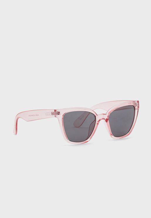 Translucent Hip Cat Sunglasses