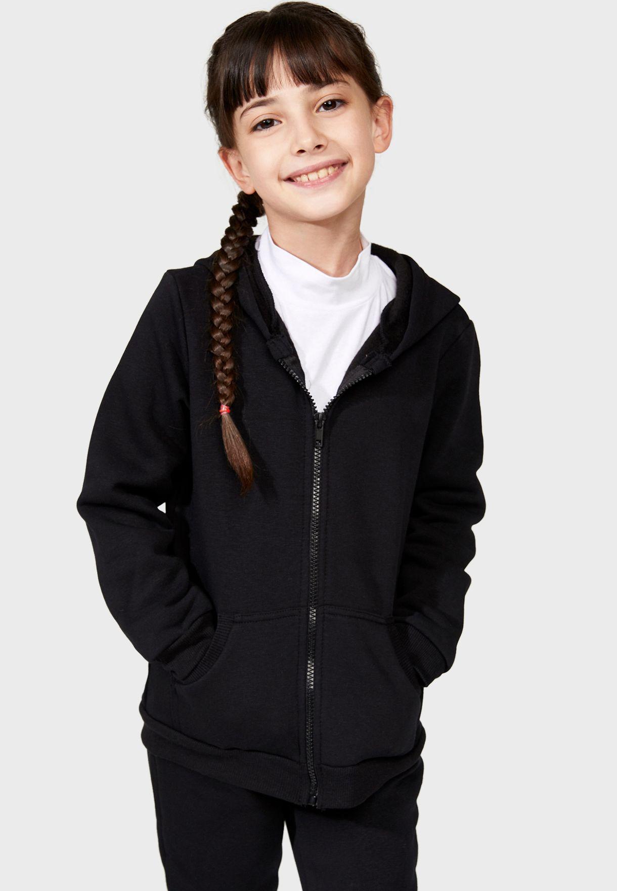 Kids Essential Hoodie