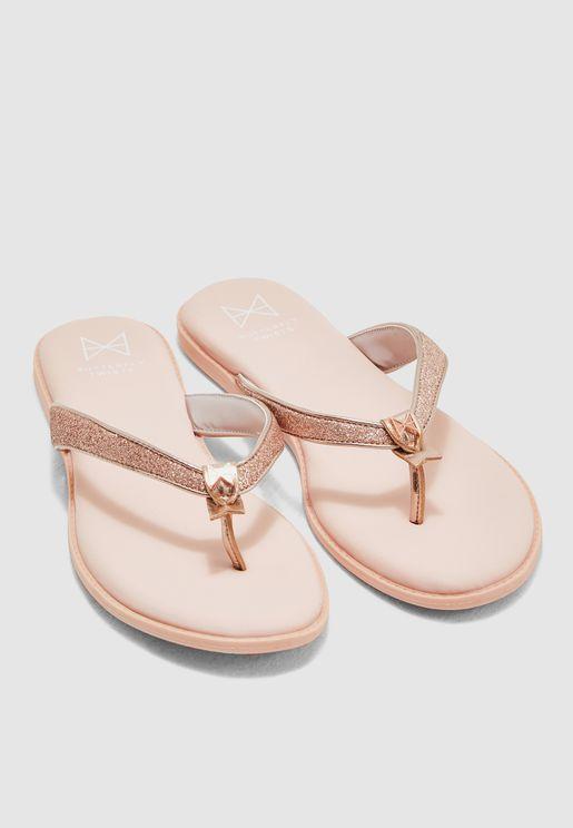 Bondi Flat Sandal