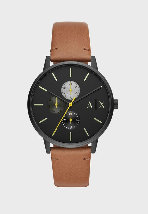 AX2723 Cayde Analog Watch