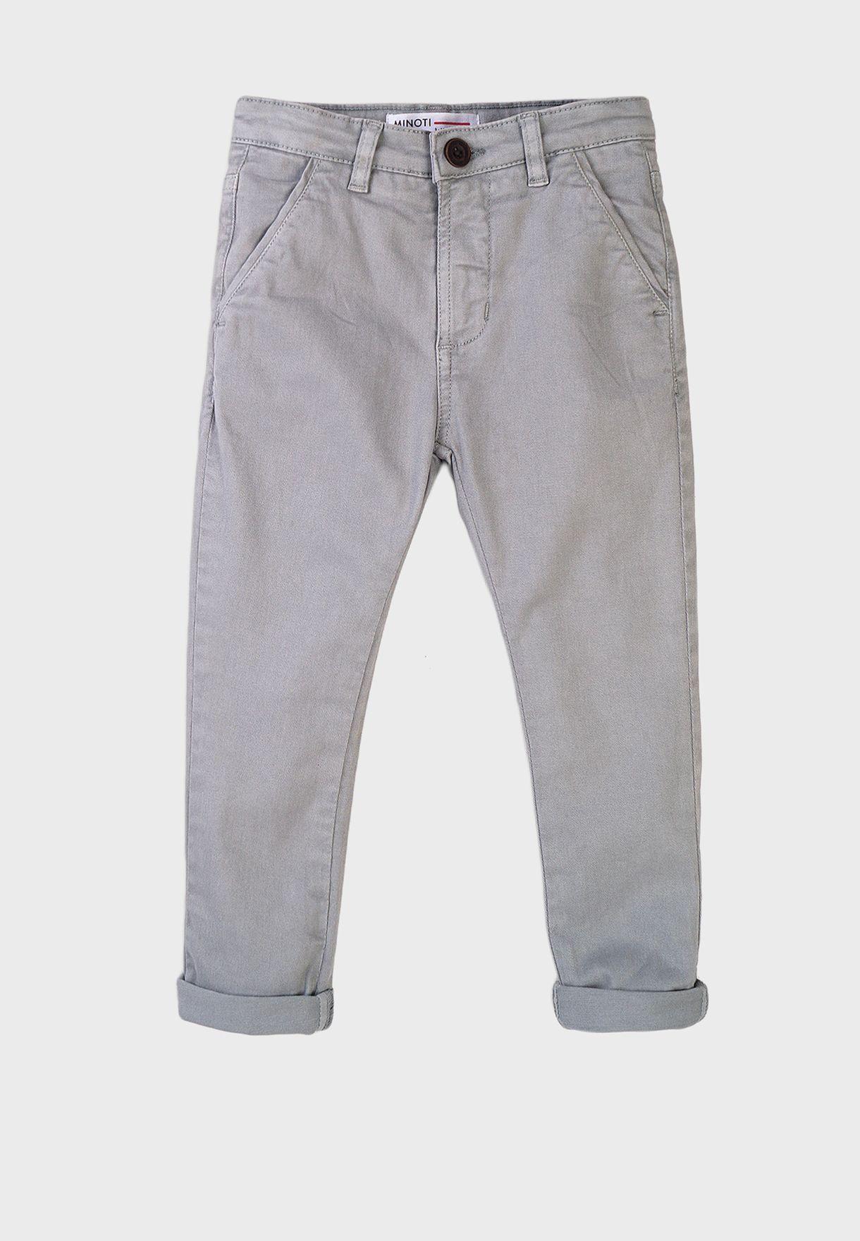 Infant Basic Chino Pants