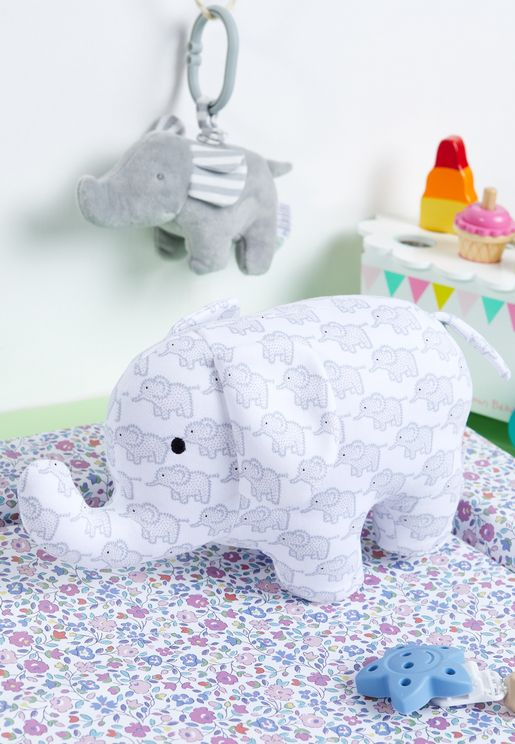 Printed Elephant Toy
