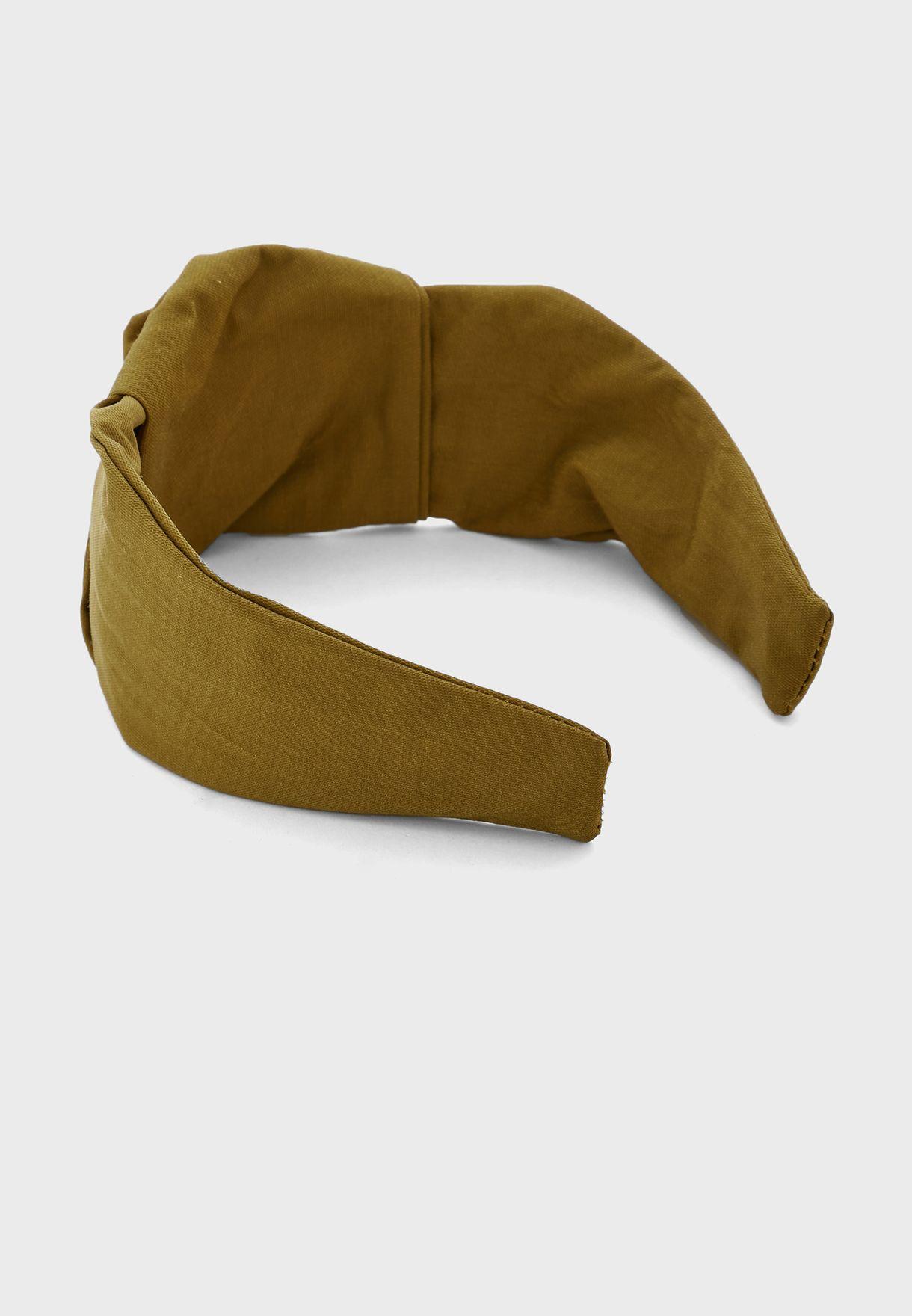 Oversized Knot Headband