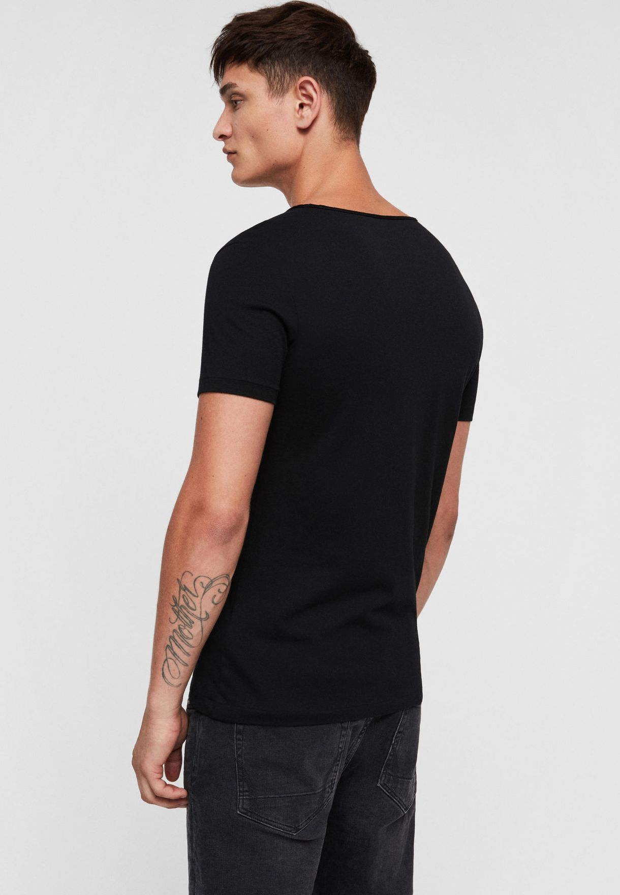 Tonic Scoop V-Neck T-Shirt
