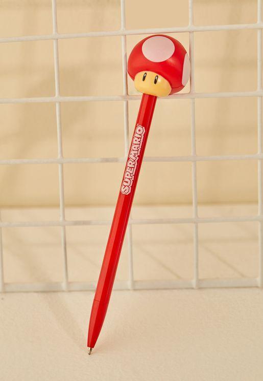 Super Mario Mushroom Pen