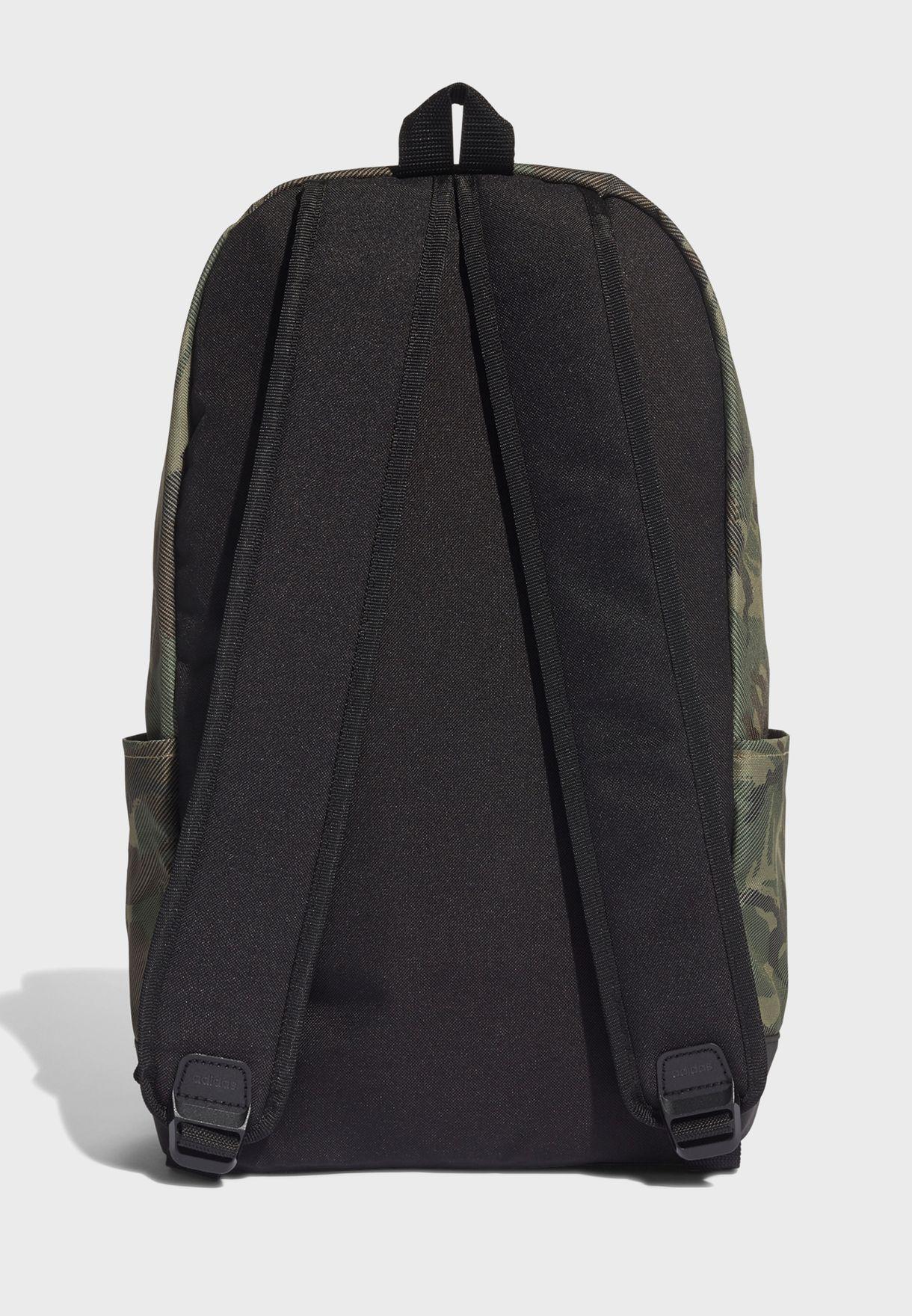 Classic Camo Backpack