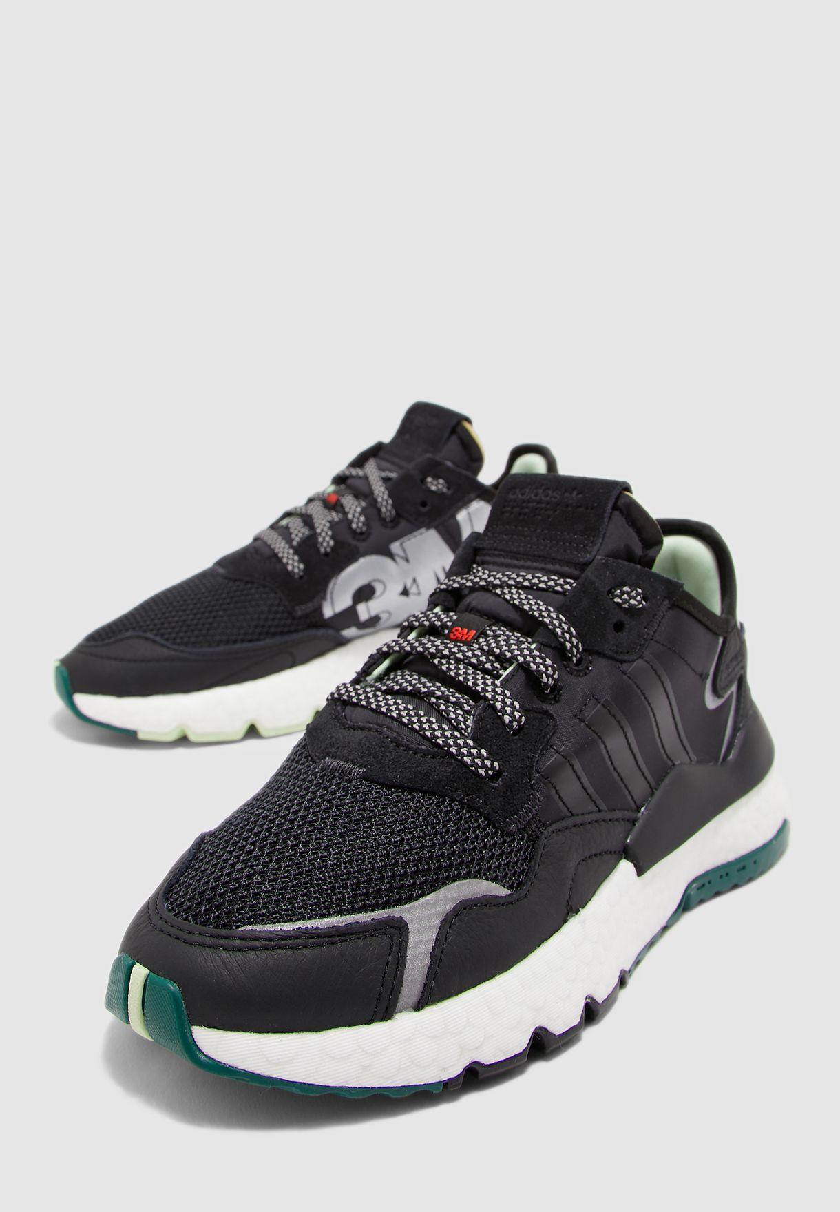 adidas originals nite jogger women's
