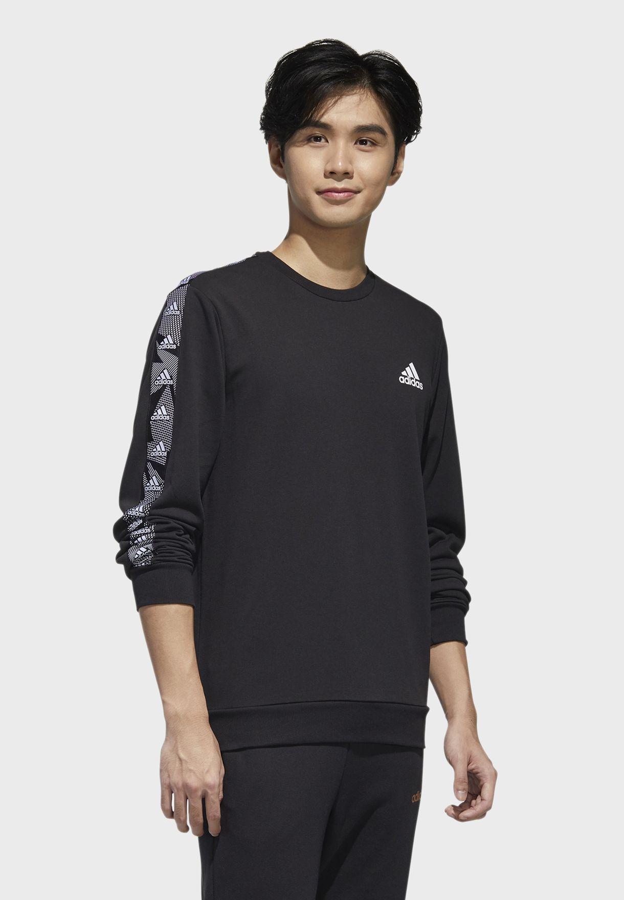 Essentials Sports Training Men's Sweatshirt