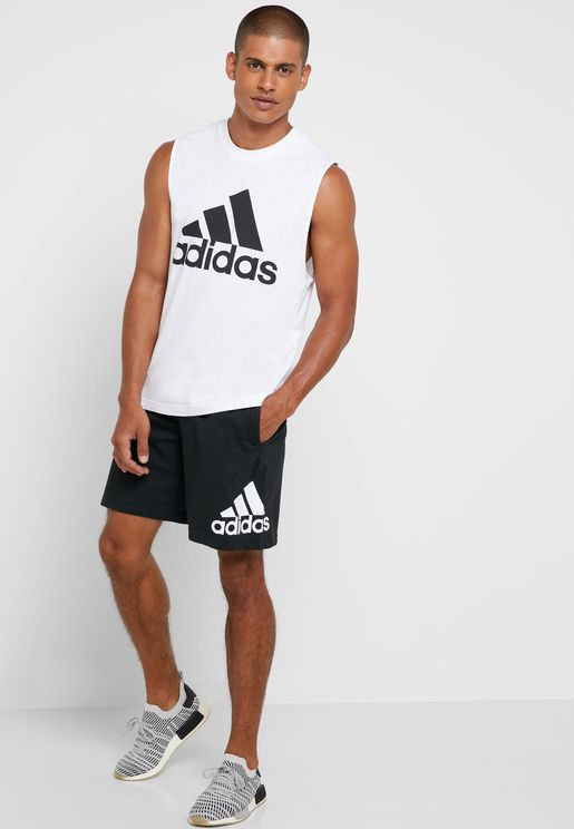 Must Have Badge Of Sport Shorts