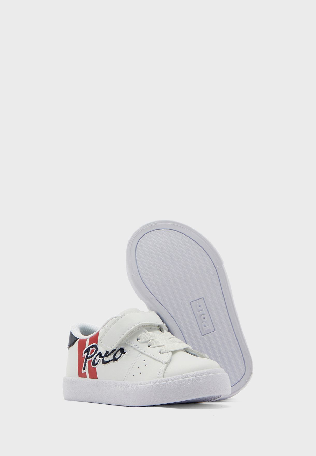 Kids Single Strap Sneaker