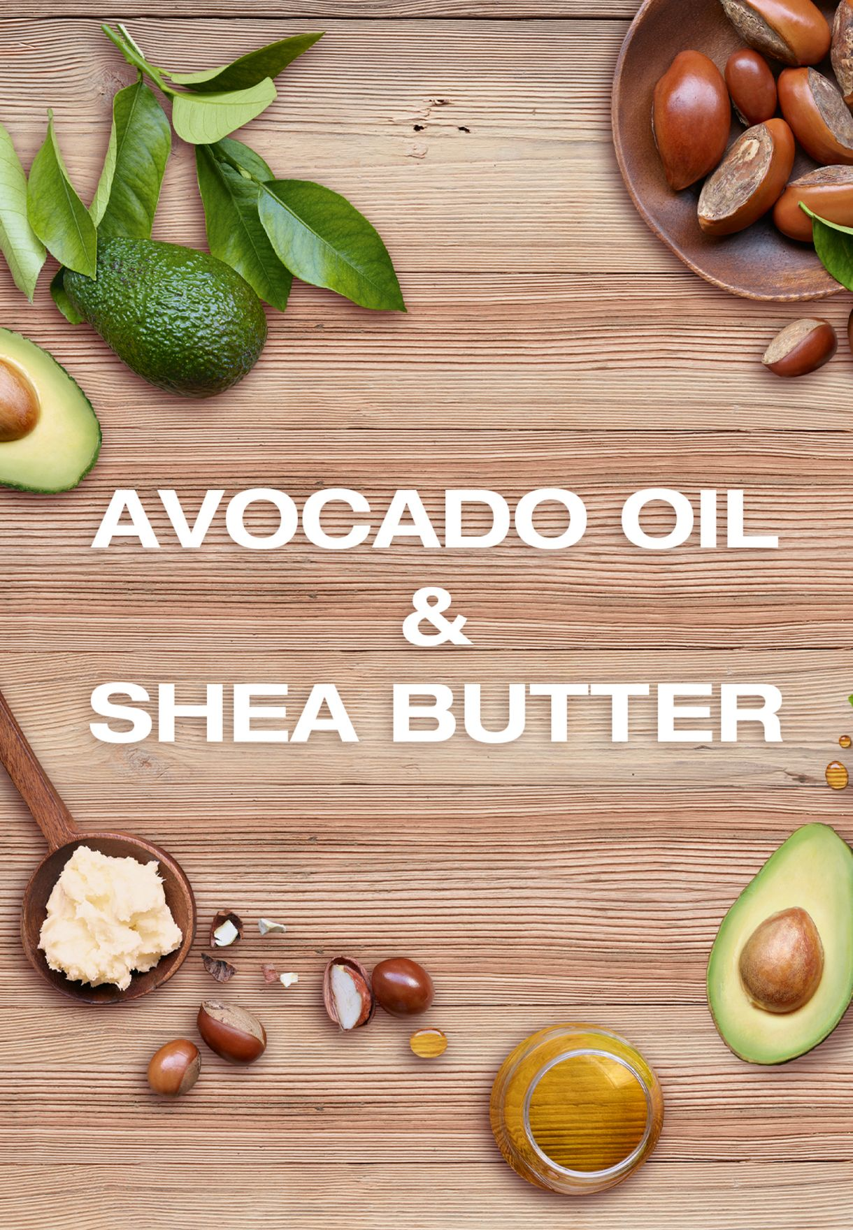 Avocado Oil & Shea Butter Leave-In Cream Saving, 30% Off 2x