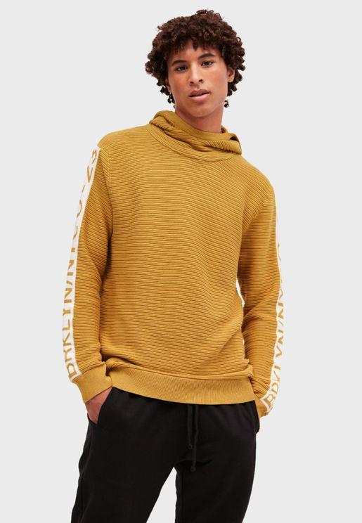 Brooklyn Hooded Sweater