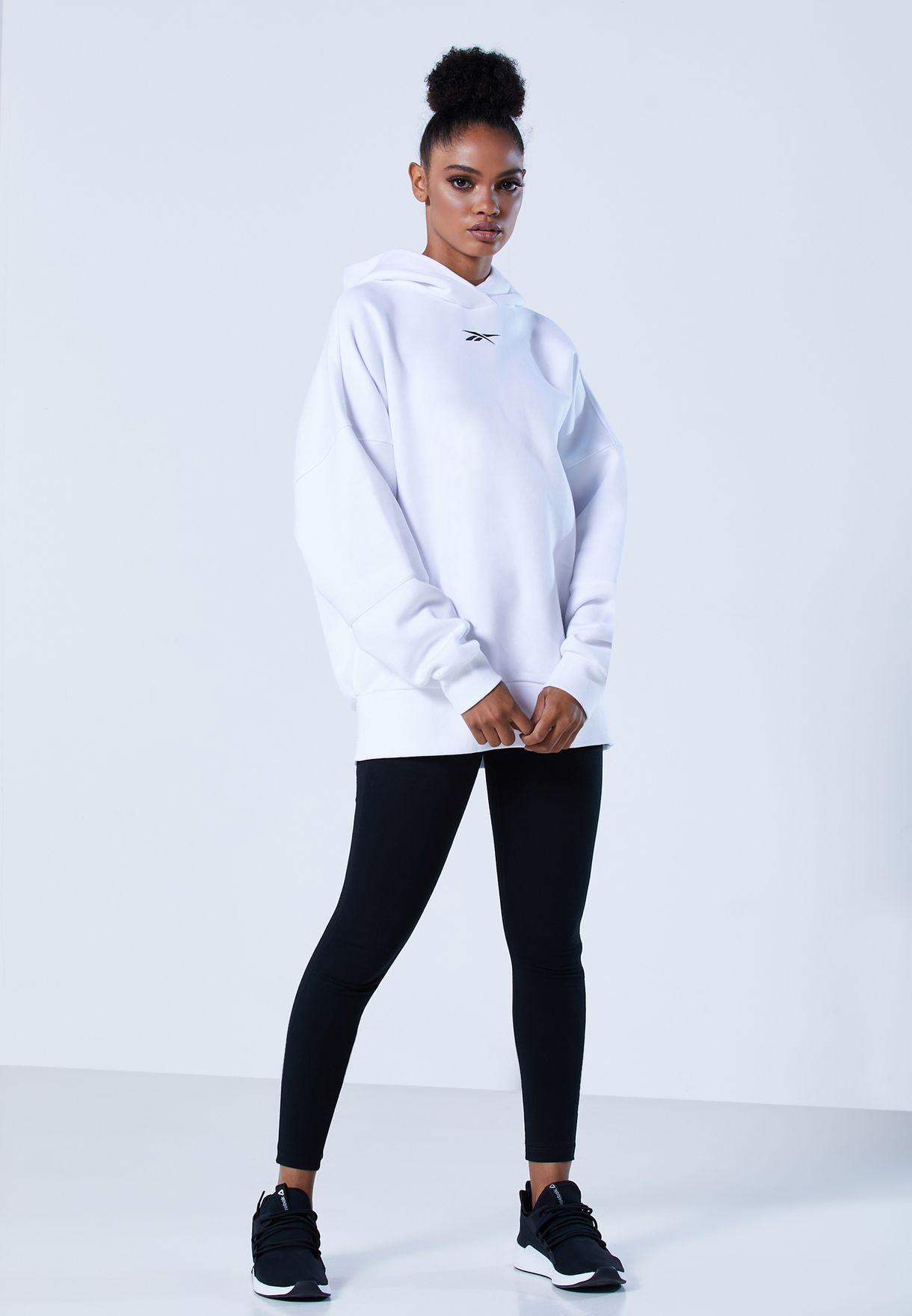 Oversized Sports Studio Women's Sweatshirt Hoodie