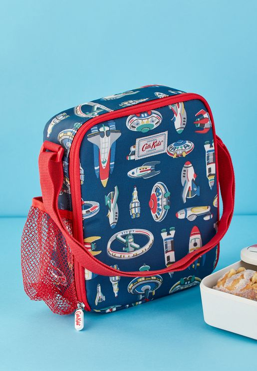 Kids Up In Space Lunch Bag