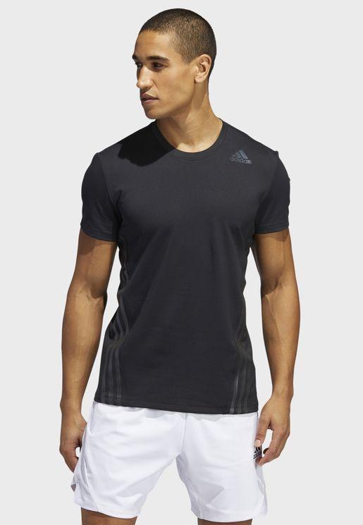 Aero 3 Stripe T-Shirt