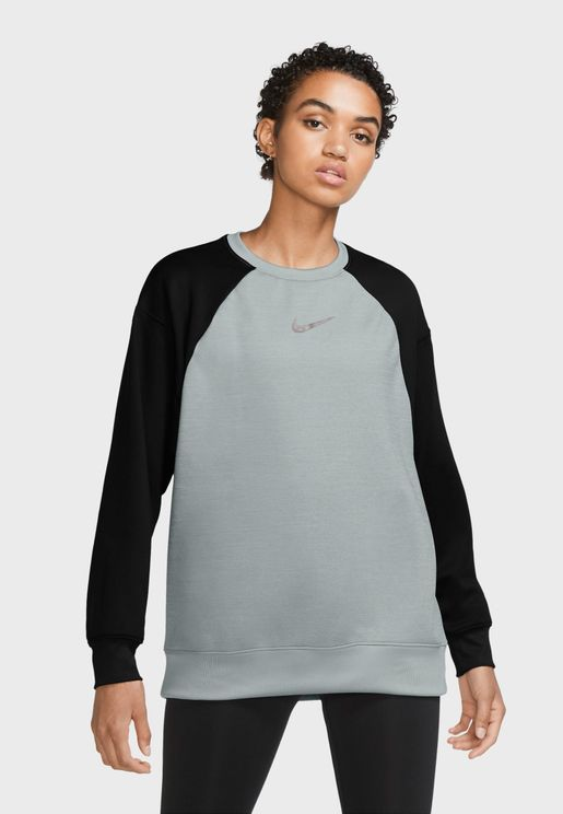 Therma Colour Block Sweatshirt