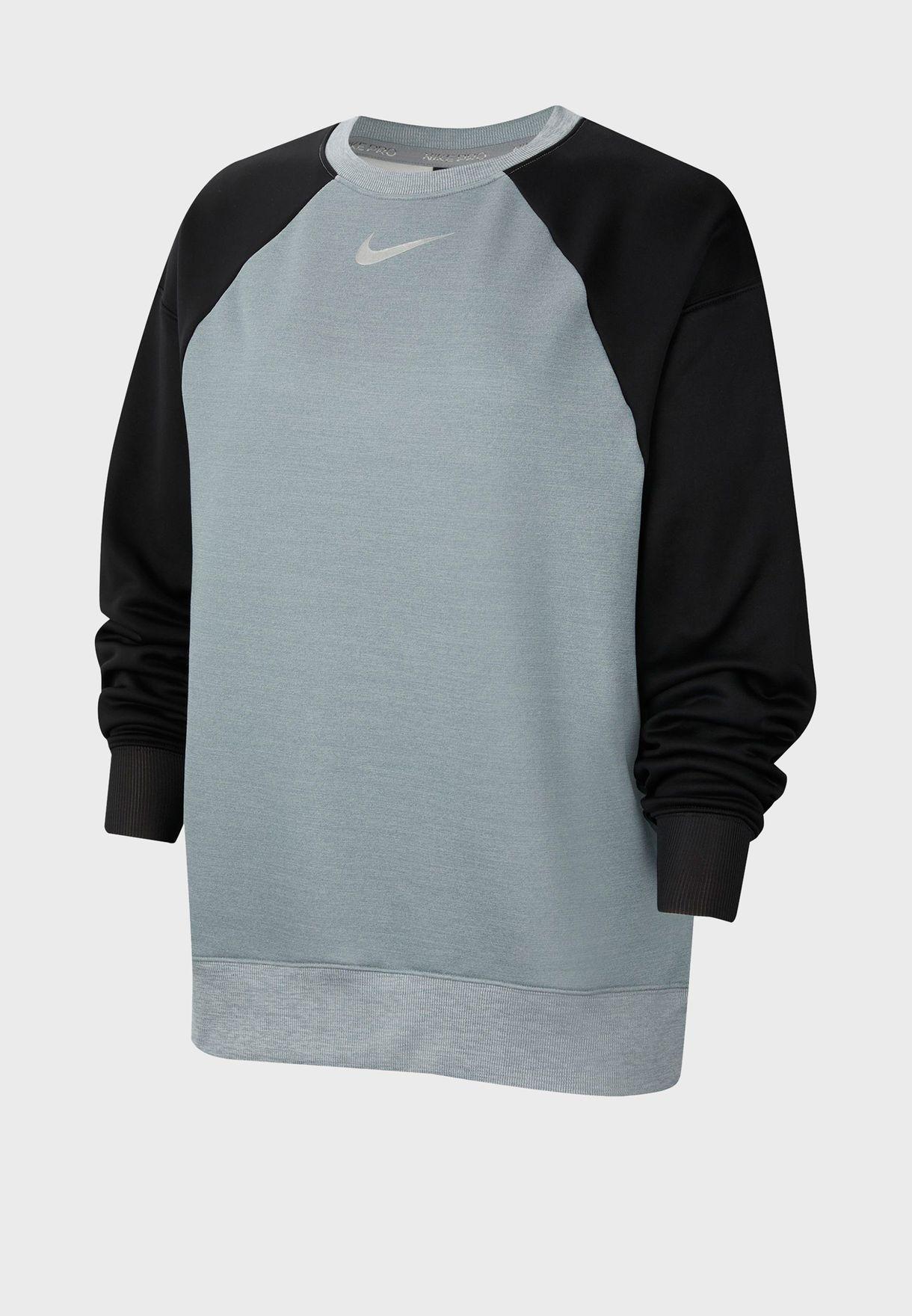 Therma Colour Block Sweatshirt