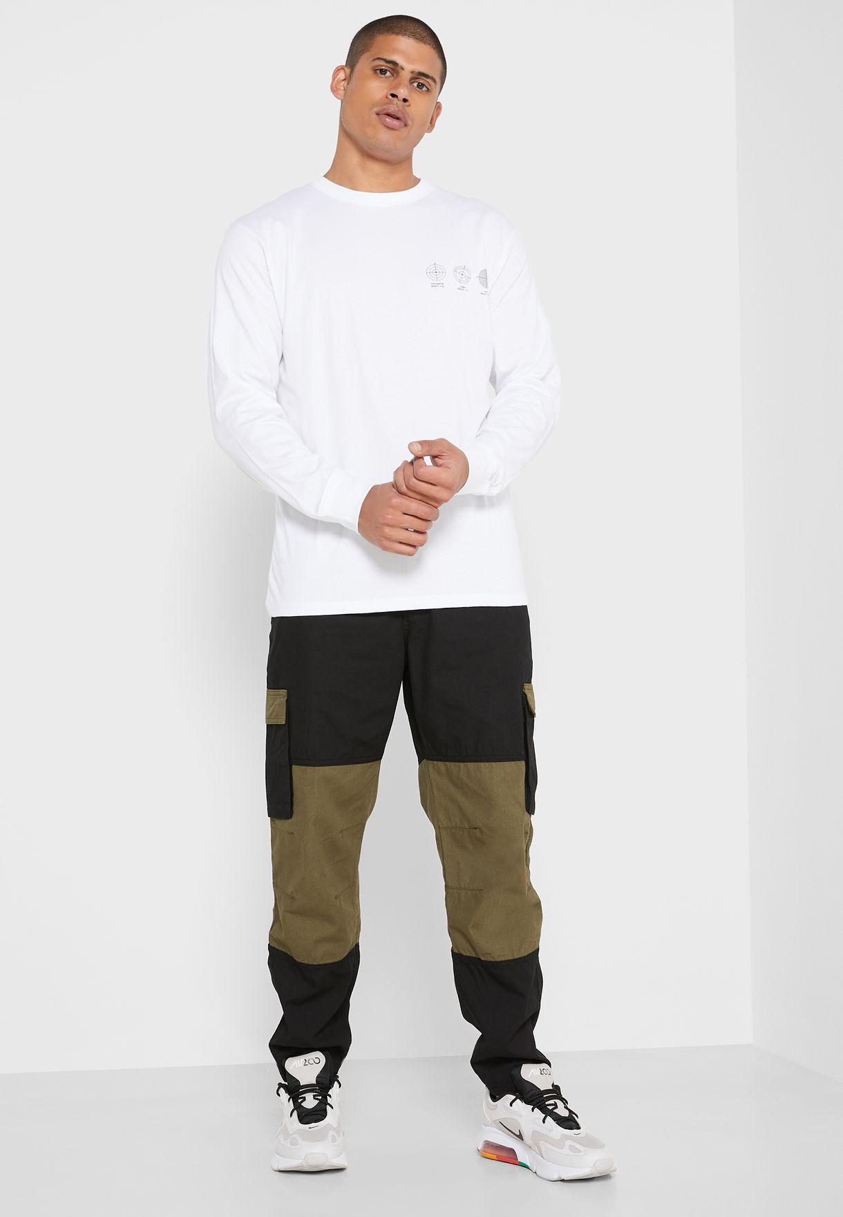 Utility Cargo Pants