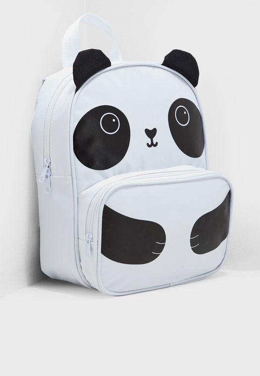 Kids Panda Backpack