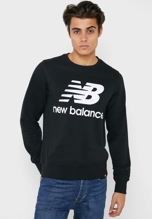 Essential Stacked Sweatshirt
