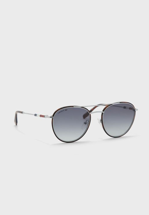 L102SND Oval Sunglasses