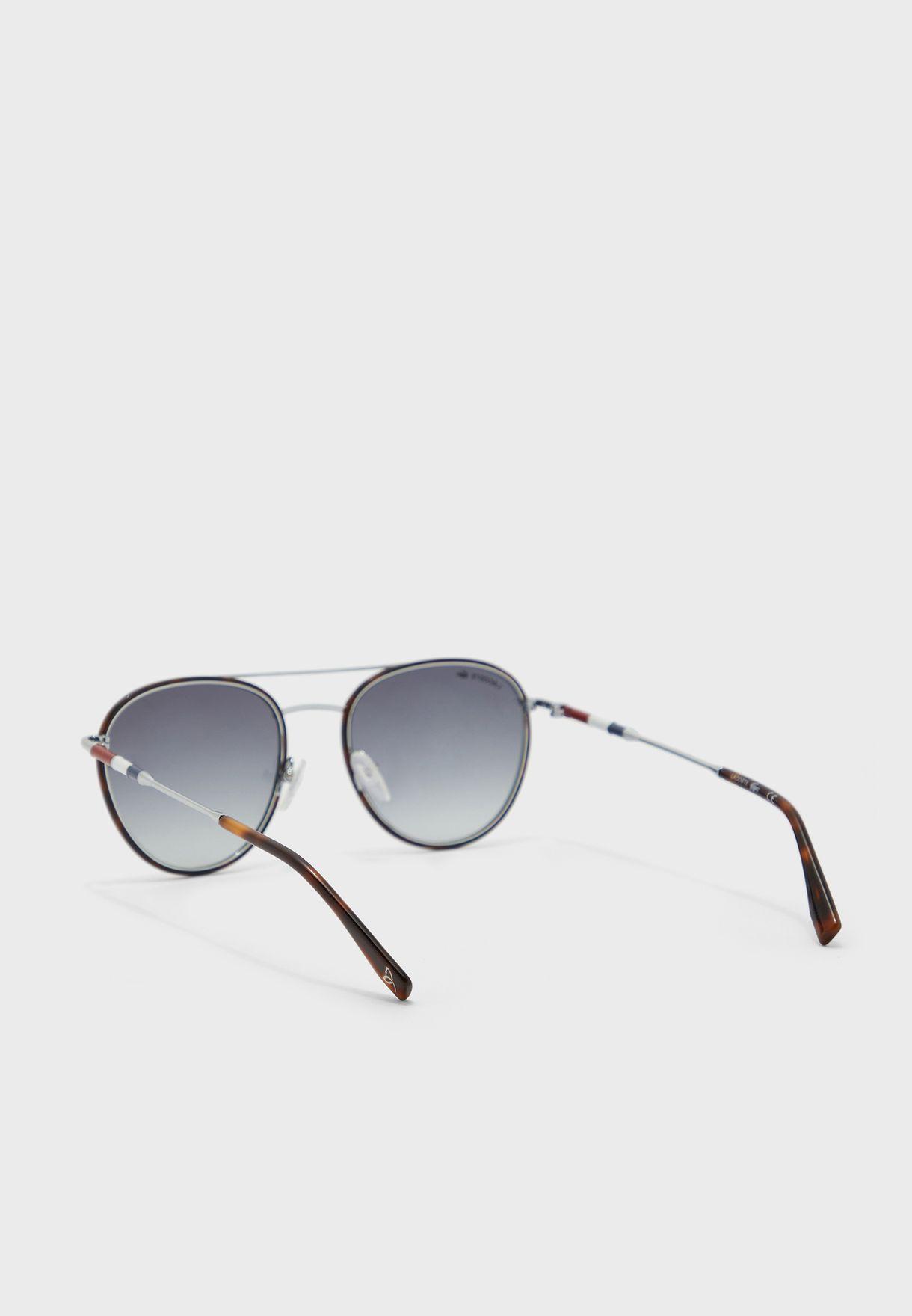 نظارة شمسية بعدسات بيضاوية L102SND