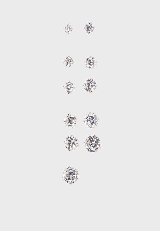 Grelillan Earrings Set