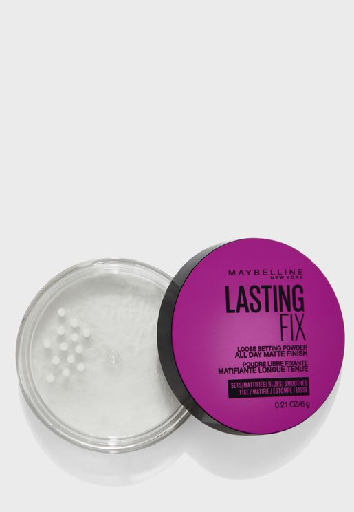Lasting Fix Loose Setting Powder - Translucide