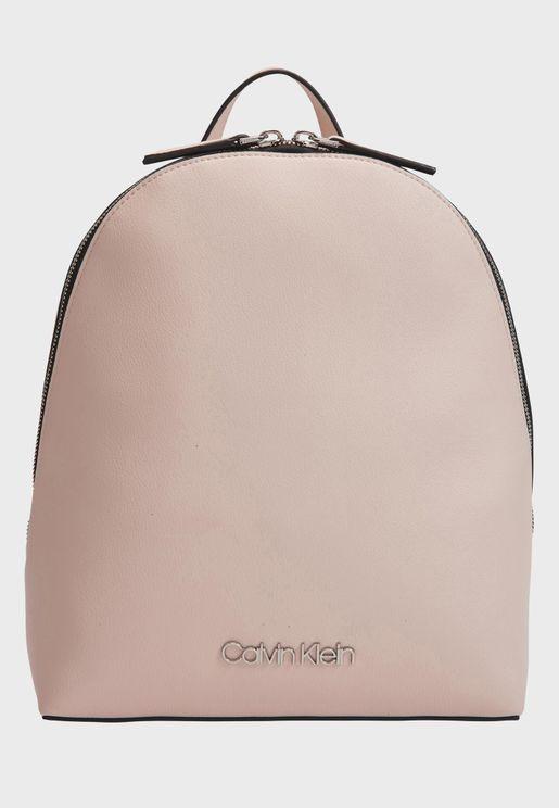 Zip Around Dome Backpack