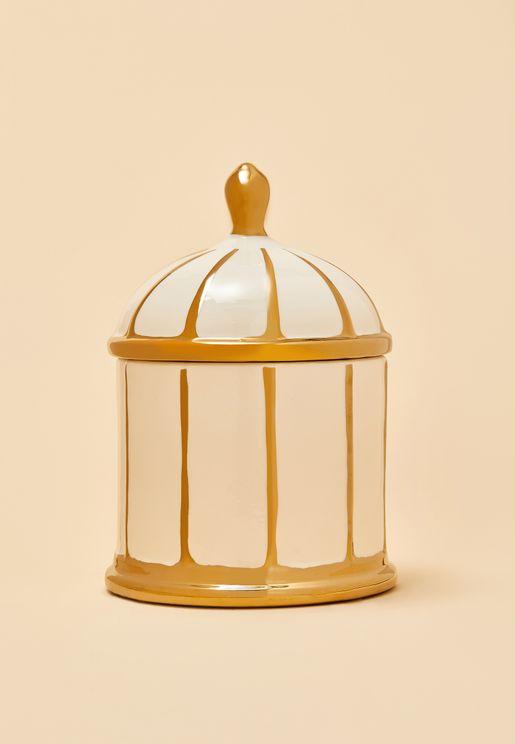 Coletta Ceramic Jar