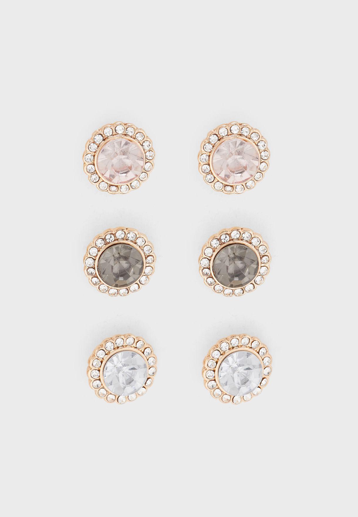 Sevaledia Earrings Set