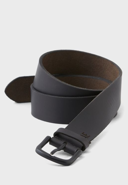 Classic Allocated Hole Belt