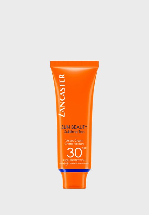 Sun Beauty - Velvet Cream SPF30 50ml