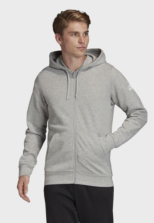 Must Have Hooded Track Jacket