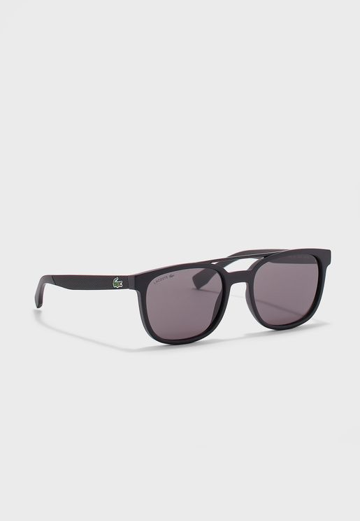 Brow Bar Square Sunglasses