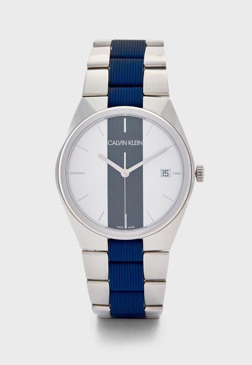 K9E211-VX Ck Contrast Watch