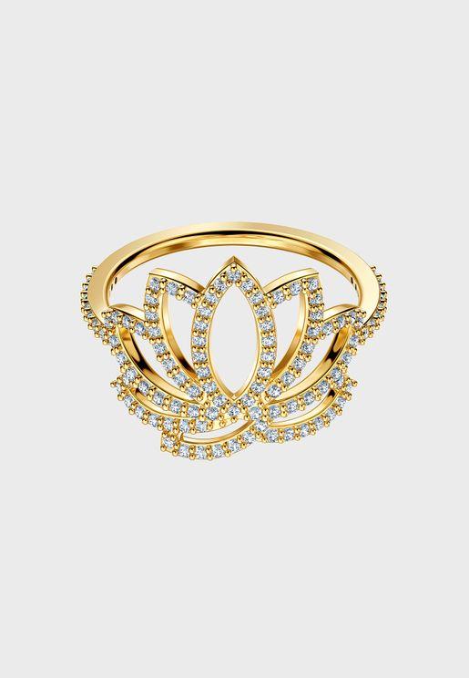 خاتم زهرة اللوتس