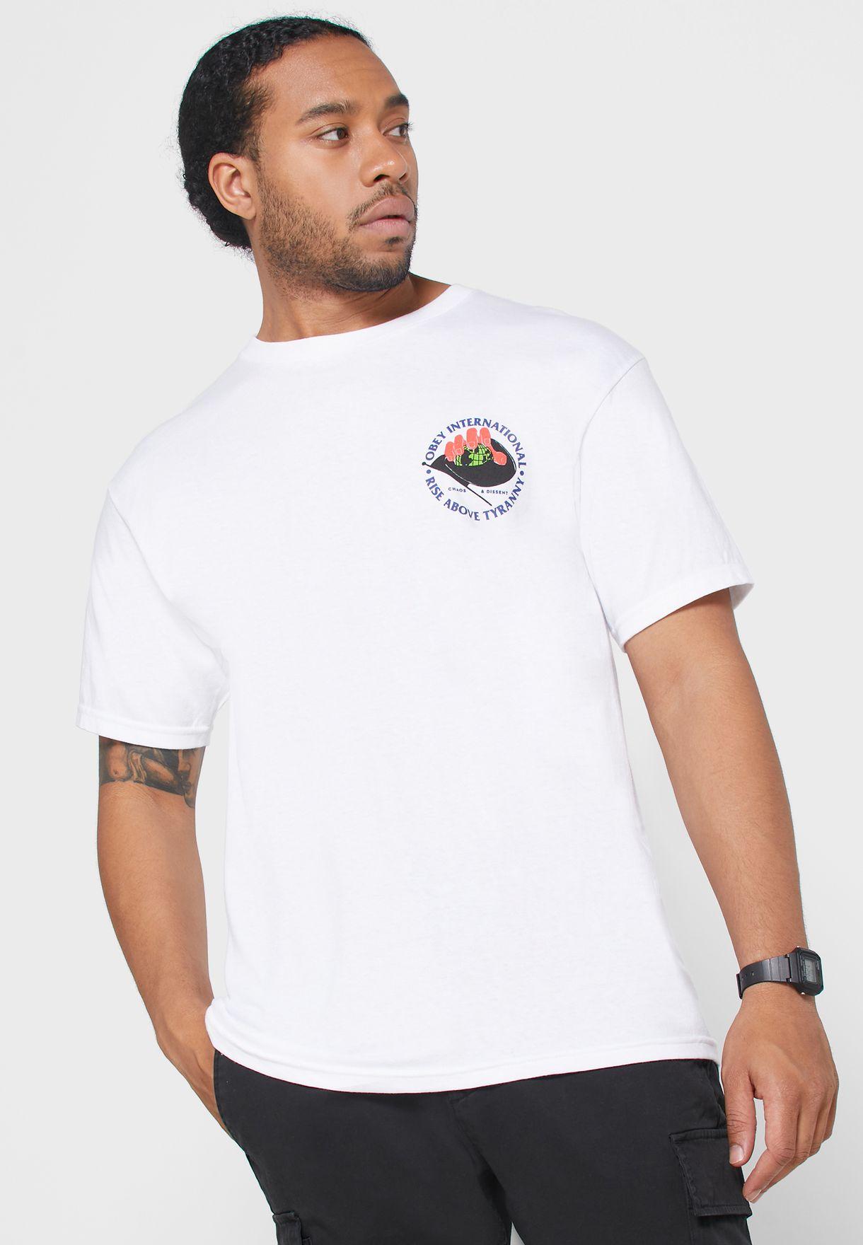 Rise Above Tyranny T-Shirt