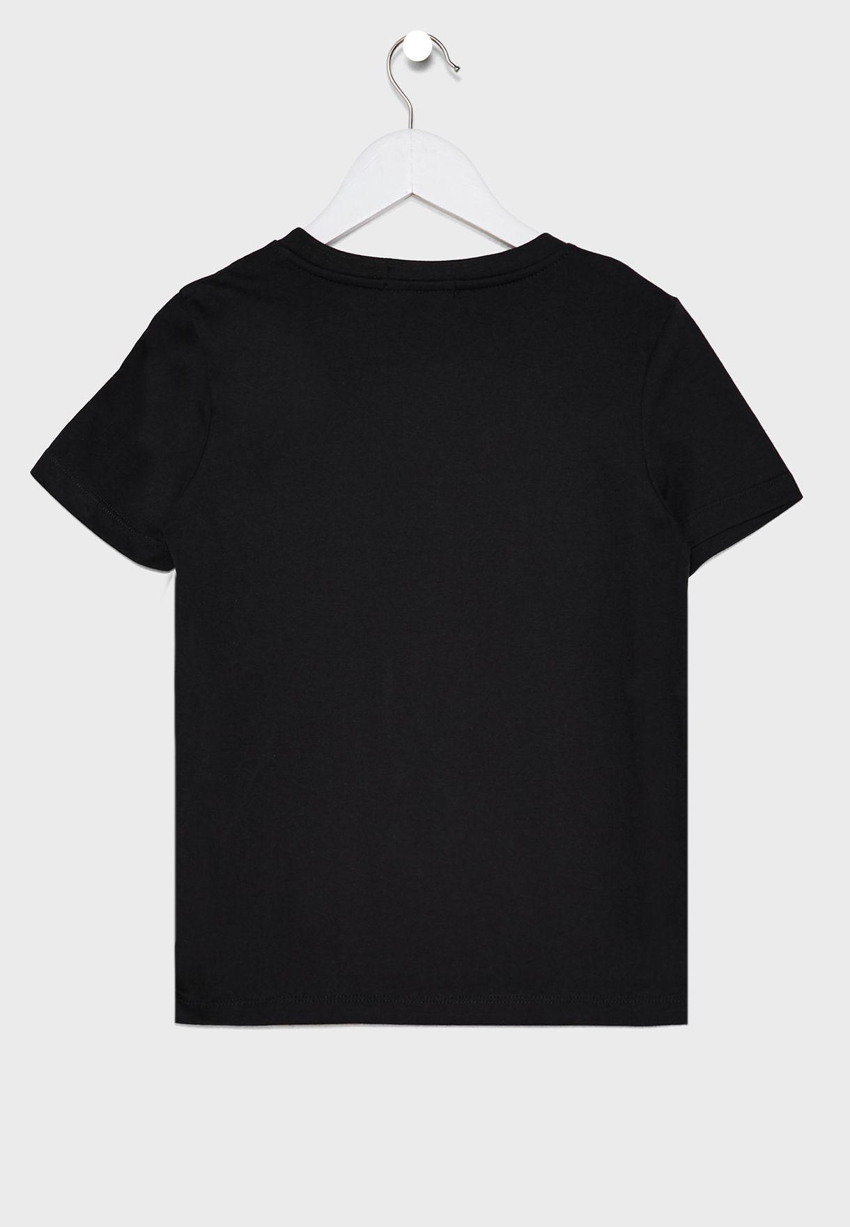 Kids Logo Crew Neck T-Shirt