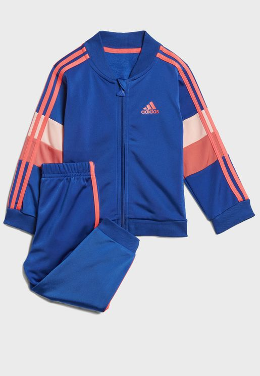 Infant Shiny Tracksuit