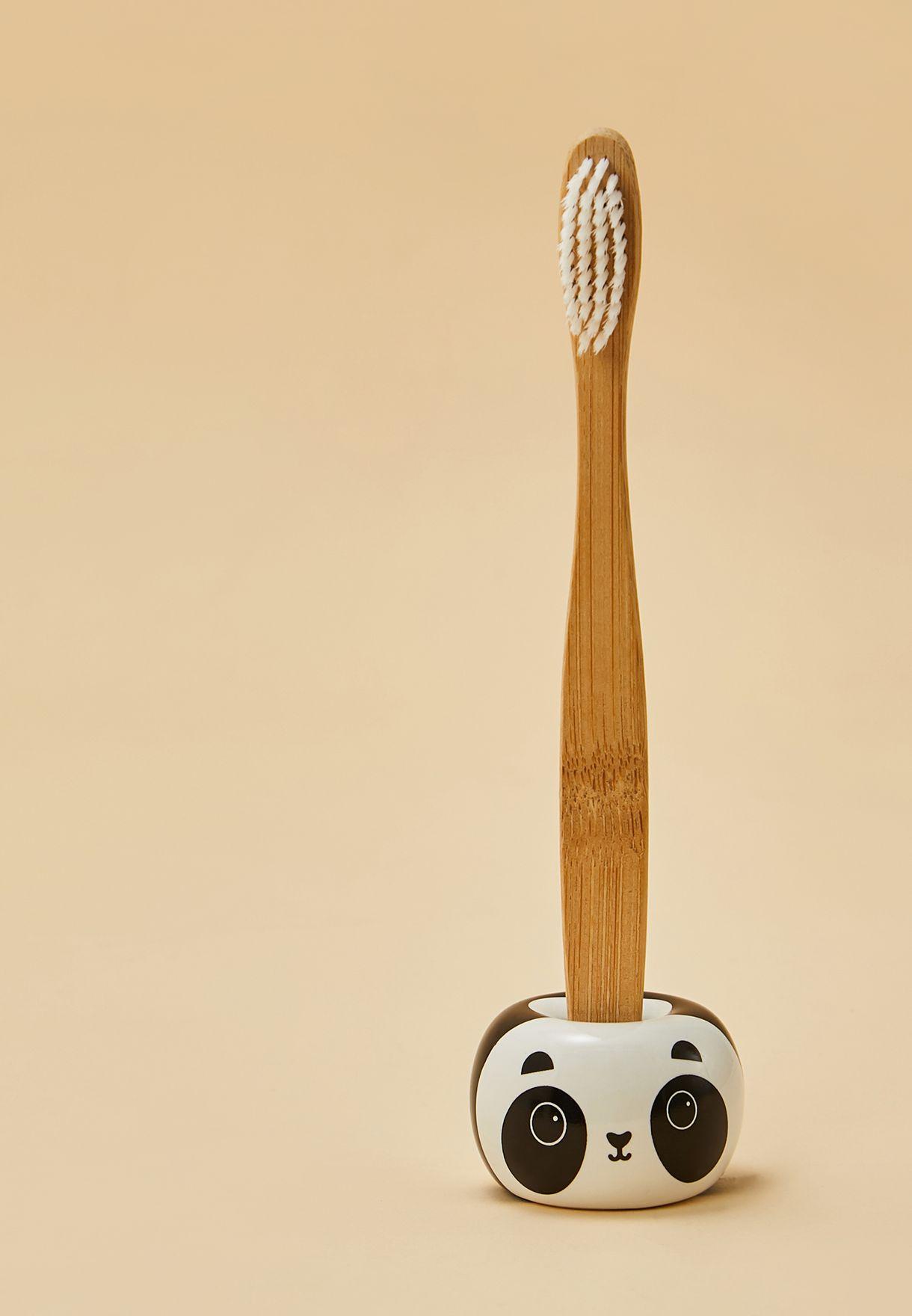 Aiko Panda Toothbrush Holder