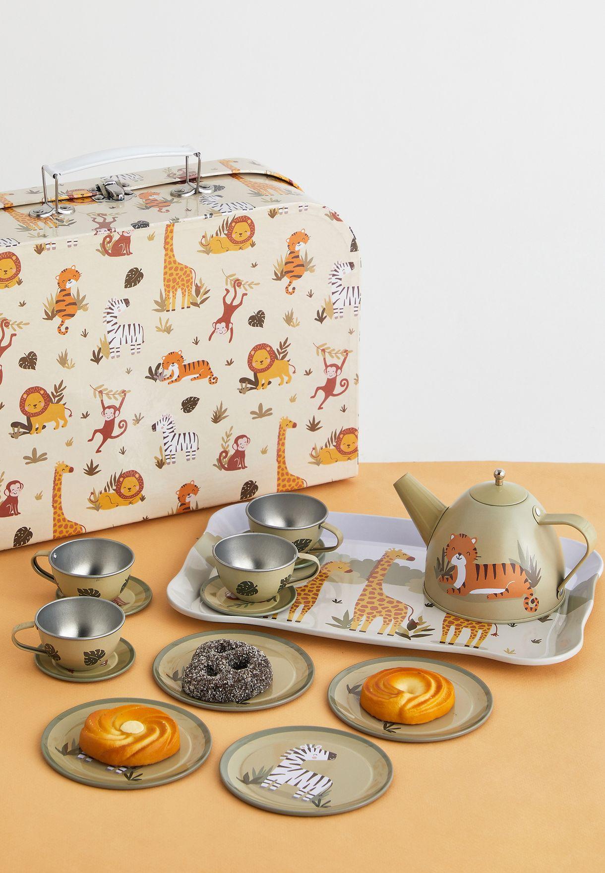 مجموعة الشاي للاطفال