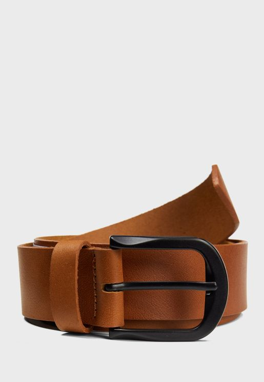 Buckle Detail Belt